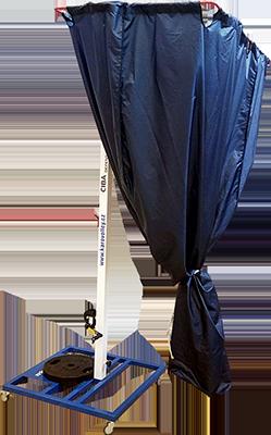 Koš ROCKBASKET - nástavec na přihrávku